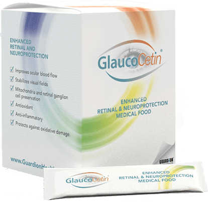 GlaucoCetin Medical Food